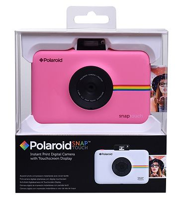 Polaroid Snap Touch Instant Camera - Pink