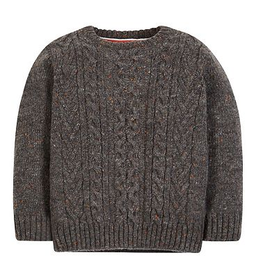MC BBA 2 JUMPER/GREY