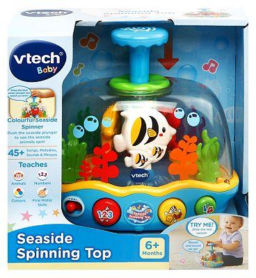 VTech Seaside Spinning Top