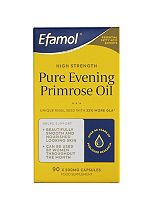 Efamol Woman. PURE RIGEL EVENING PRIMROSE OIL. 500mg. 90 Caspules