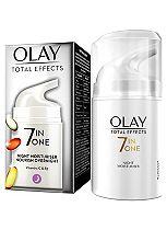 Olay Total Effects 7-in-1 Anti-Ageing Firming Moisturiser Night Cream 50ml