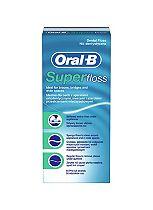 Oral-B Superfloss Dental Floss