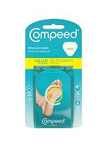 Compeed Callous & Corn Plasters - 6 Pack