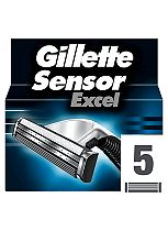 Gillette Sensor Excel Replacement Blades 5 pack