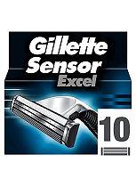 Gillette Sensor Excel Replacement Blades 10 pack