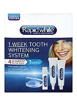 Rapid White 1 Week Tooth Whitening System