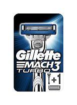 Gillette Mach 3 Turbo Razor