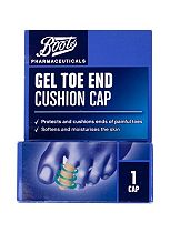 Boots Pharmaceuticals Advanced Footcare Toe End Cushion