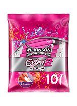 Wilkinson Sword Extra 2 Beauty Disposable Razors 10s