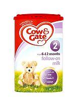 Cow & Gate 2 Follow On Milk Powder 900g