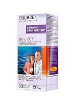 Equazen eye q Mind 50+  30 capsules 38g