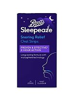 Boots  Re:Balance Snoring Throat Strips (21 Strips)