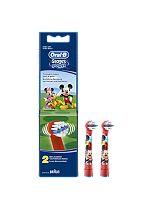 Oral-B Disney 2 Pack Brush Heads EB10-2
