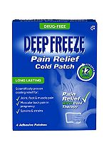 Deep Freeze x 4 Patches