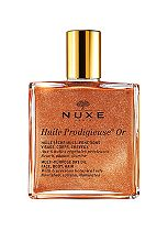 Nuxe Huile Prodigieuse® 50 ml - Shimmering Multi-purpose dry oil for face body and hair