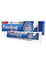 Fixodent Food Seal Denture Adhesive Cream 40g