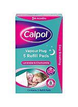 Calpol Vapour Plug & Nightlight refills - 5 refills