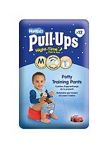 Huggies® Pull-Ups® Disney-Pixar Cars Night-Time Boys Size 5 Potty Training Pants  - 1 x 12 Pants