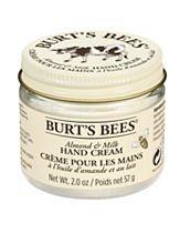 Burt's Bees Almond & Milk Beeswax Hand Cream 55g