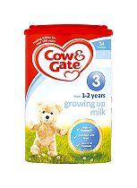 Cow & Gate Growing Up Milk Fortified Milk Drink 1-2 Years 900g