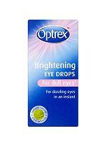 Optrex Brightening Eye Drops - 10ml