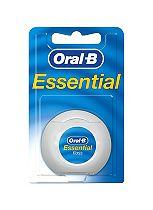 Oral B Essential Waxed Floss 50m