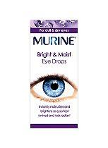 Murine bright & moist eyes eye drops-15ml