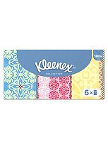 Kleenex Pockets Pack Disposable Single Pack 18g
