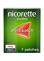Nicorette Invisi Patch10mg - 7 patches