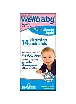 Vitabiotics Wellbaby Infant Liquid 150ml