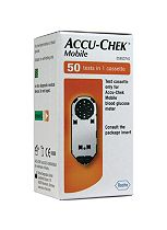 Accu-Chek Mobile Test Cassette - 50 Strips