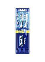 Oral-B Pulsar Medium 35 Toothbrush - 2 toothbrushes