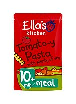 Ella's Kitchen Perfectly Pleasing Tomato-y Pasta with Plenty of Veg Stage 3 from 10 Months 190g