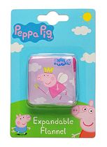 Peppa Pig Expandable Flannel
