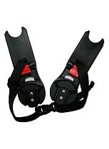 Baby Jogger Select Car Seat Adapter - Black
