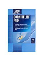 Boots Pharmaceuticals Corn Relief Pads (9 Felt Pads)