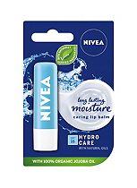 Nivea Hydro Care Lip Protection With Pure Water & Aloe Vera 4g