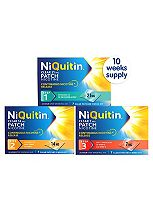 NiQuitin CQ Clear Patches - 10 Weeks Supply