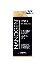 Nanogen Fibres Light Blonde 15g (1 months' supply)