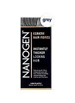 Nanogen Hair Thickening Fibres Grey 15g (1 month's supply)