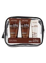 John Frieda Brilliant Brunette Travel Bag