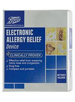 Boots Pharmaceuticals Allergy Relief Device (Batteries Included)