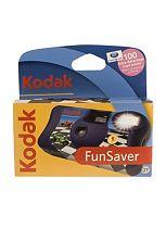 Kodak Fun Saver single use camera - 27 exposure, blue