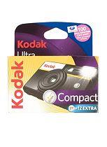 Kodak ultra single use camera 27 exp plus 12