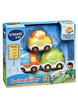 Vtech Toot-Toot Drivers 3 Pack Everyday Vehicles