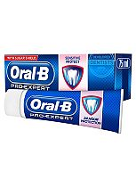 Oral-B Pro-Expert Sensitive + Gentle Whitening Toothpaste  75ml