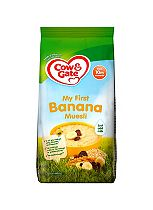 Cow & Gate Sunny Start My First Banana Muesli from 10m Onwards 330g