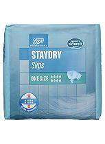 Boots Staydry Slips One Size - 10 Slips