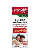 Vitabiotics Feroglobin Plus 200ml