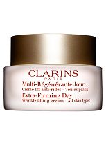 Clarins Extra-Firming Day Wrinkle Lifting Cream - All skin types  50ml